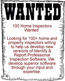 Home_and_Property_Inspection_Software_Wanted