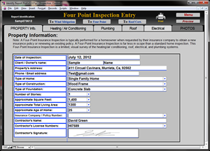 free home inspection software