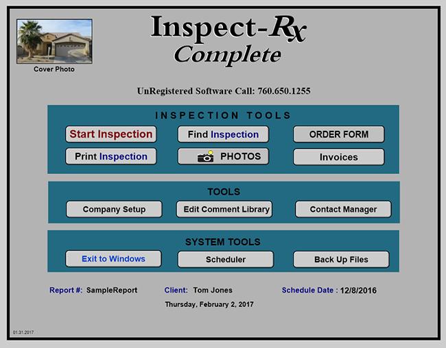 inspect-rx-main-menu-650
